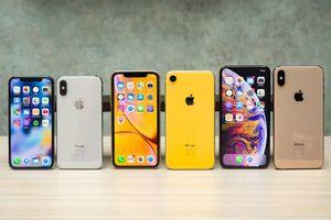 Hàng loạt mẫu điện thoại iPhone, Samsung giảm giá dịp Tết