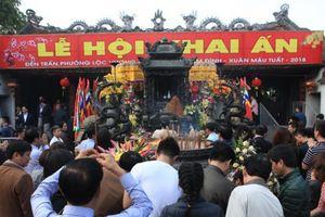 Nam Định: Sẽ chấn chỉnh những hành vi phản cảm tại 'Lễ hội khai Ấn'