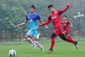 Hai mệnh giá vé xem U22 Việt Nam thi đấu giao hữu quốc tế