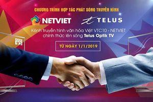 Kênh truyền hình NETVIET mở rộng phủ sóng tại Canada