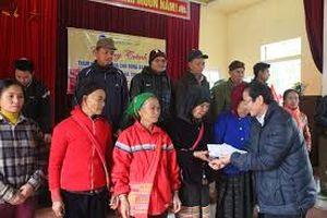 Đà Nẵng: Thăm, tặng quà Tết tại các xã miền núi