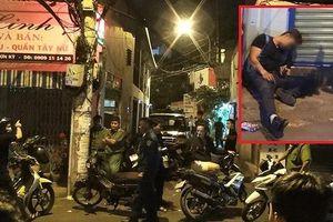 Xử hung thủ nổ súng bắn người tại quận Tân Phú, TP.HCM