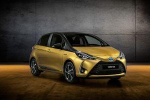 Toyota Yaris 2019 giá từ 17.500 USD, có thêm bản đặc biệt