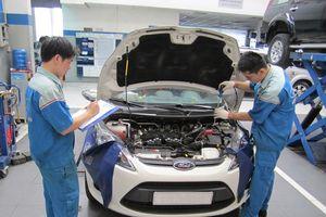 Sửa chữa ô tô có phải công việc nặng nhọc, độc hại?