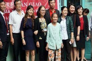 Agribak Đà Nẵng: Đem 35 mái ấm đến với người nghèo