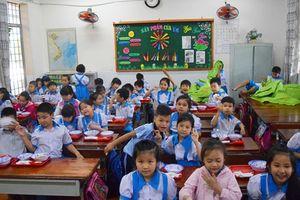 Điện Biên nâng cao chất lượng bữa ăn học đường
