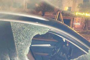 Nam thanh niên táo tợn đập cửa kính 'xế hộp', trộm hơn 35 triệu đồng