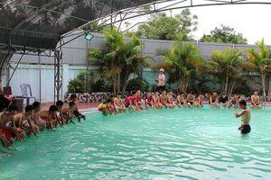 Khởi động dự án phòng chống đuối nước cho trẻ em tỉnh Quảng Ngãi