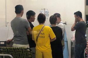 TP HCM: Tiệc tất niên kinh hoàng, 7 người bị thương