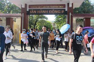 Trường THPT chuyên Phan Bội Châu tuyển sinh bổ sung vào lớp 10 hệ chuyên