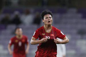 Quang Hải và Trọng Hoàng gặp chấn thương trước tứ kết, HLV Park Hang Seo lần lượt gọi ra gặp riêng