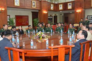 Bộ Tư lệnh BĐBP gặp mặt lãnh đạo, phóng viên các cơ quan báo chí