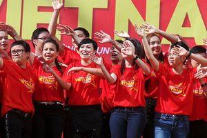 'Việt Nam ơi' nổi tiếng nhờ U.23