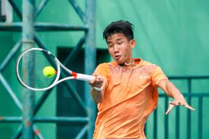 Nguyễn Văn Phương dừng chân đáng tiếc ở giải trẻ Úc mở rộng