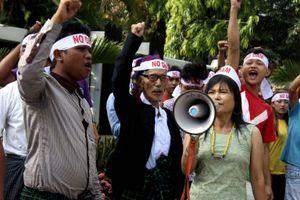 Ý đồ dựng dậy dự án đập Myitsone ở Myanmar