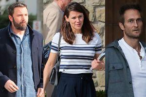 'Người Dơi' Ben Affleck mừng vợ cũ hạnh phúc bên tình mới