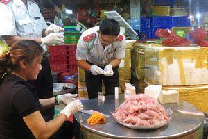 Tội phạm ẩn náu ở chợ đầu mối Sài Gòn