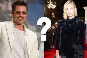Thực hư tin đồn Brad Pitt hẹn hò 'nữ thần Nam Phi' Charlize Theron