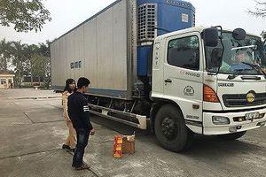 CSGT Thanh Hóa liên tiếp bắt giữ xe vận chuyển pháo