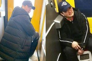 'Chiến lang' Ngô Kinh co ro ngồi ghế nhựa trên tàu về quê ăn Tết gây bất ngờ