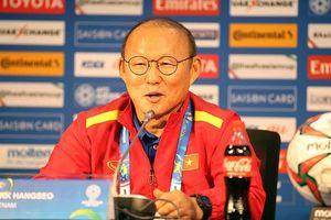 HLV Park Hang Seo dự đoán Nhật Bản chơi tấn công trước Việt Nam