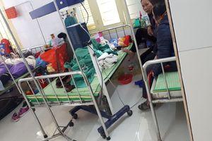 Pháo tự chế phát nổ, 5 người nhập viện cấp cứu