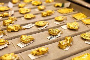 Giá vàng SJC tiếp tục giảm xuống vùng 36,5 triệu đồng/lượng