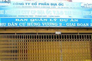 Địa ốc V.S.G đã được hưởng quá nhiều 'ưu ái' tại Bình Thuận?