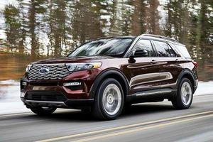 Đánh giá chi tiết Ford Explore vừa trình làng kèm giá bán