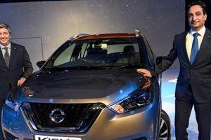 Nissan trình làng chiếc ô tô SUV mới đẹp long lanh, giá từ 311 triệu đồng