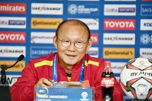 HLV Park Hang-seo: 'Việt Nam sẽ về nước nhưng không phải sau trận gặp Nhật Bản'
