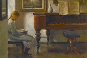 Món quà bất ngờ từ một người chơi dương cầm xa lạ