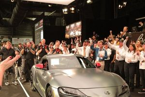 Gần 50 tỷ cho siêu phẩm Toyota Supra 2020 đầu tiên