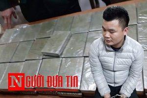 Bắt nhóm đối tượng vận chuyển 120 bánh heroin từ Lào vào Hà Tĩnh