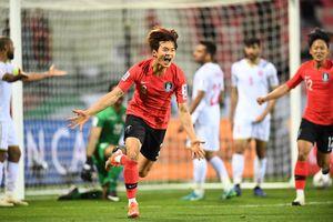 Vất vả vượt qua Bahrain, Hàn Quốc góp mặt ở tứ kết Asian Cup