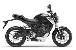 Cận cảnh Honda CB125R Neo Sports Cafe 2019