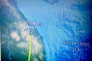 Hãng hàng không Bamboo: Có hay không sự cố bản đồ hành trình bay hiển thị dòng chữ South China?