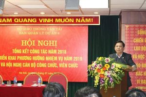Bộ trưởng GTVT: Ban QLDA phải xây dựng quy chế tốt để có công trình tốt