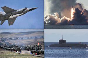 Cận cảnh 10 nước cờ quân sự của Nga khiến mọi đối thủ kiêng nể