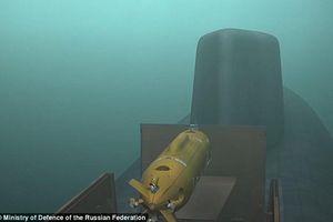 Nga dàn trận địa ngư lôi hạt nhân có thể thổi bay các cảng của phương Tây trong chớp mắt