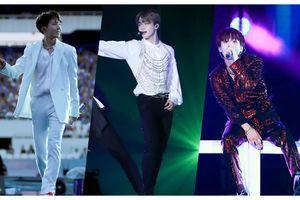 BTS khiến fan 'nín thở' vì quá lộng lẫy trong suốt tour diễn thế giới
