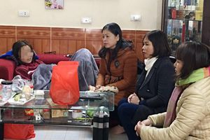 Vụ cô gái bị hành hung vô cớ ở Hà Nội: Các cấp Hội tích cực vào cuộc