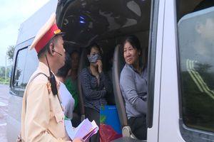 Bình Định: Siết chặt kiểm tra vận tải hành khách trong dịp Tết