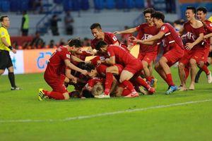 Asian Cup 2019: Xác định 4 cặp đấu tại vòng tứ kết, Việt Nam 'gánh' cả Đông Nam Á