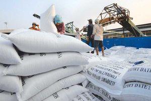 Xuất khẩu gạo rộng cửa quý đầu năm