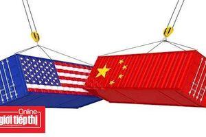 Chứng khoán Mỹ giảm bớt đà thua lỗ sau khi Mỹ phủ nhận thông tin về Trung Quốc