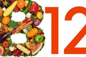 4 dấu hiệu và triệu chứng thiếu vitamin B12
