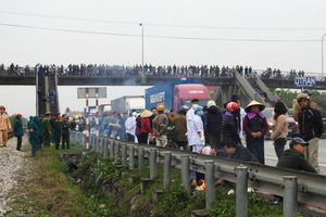 Khởi tố vụ án tai nạn giao thông thảm khốc tại Hải Dương