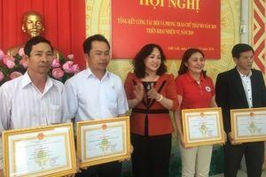 Hội Chữ thập đỏ tỉnh Đắk Lắk: Hoạt động nhân đạo năm 2018 đạt trên 83 tỷ đồng