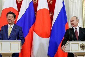 Nga-Nhật bế tắc trong tìm kiếm hiệp ước hòa bình